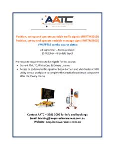 AATC Courses - VMS PTSS Sep-Oct