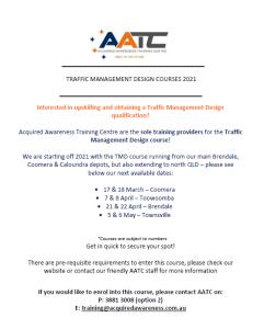 AATC Courses - TMD
